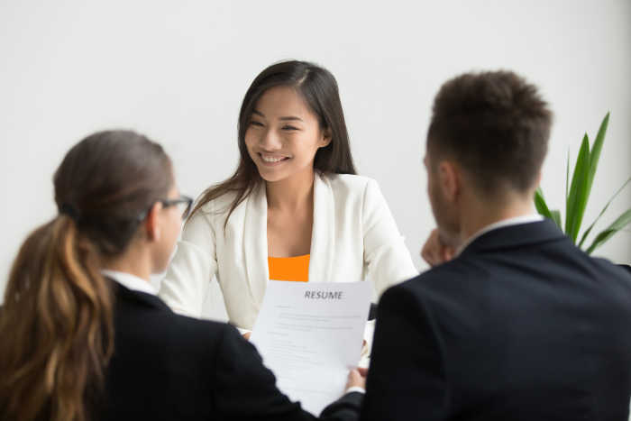 Creating a great candidate experience reflects positively on your client and makes candidates more open to accepting the job offer.