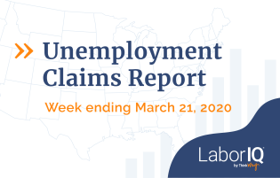 Unemployment Claims Report