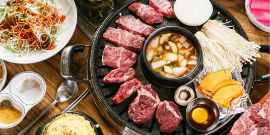 \[…\]  [Read More…](https://quisine.quandoo.com.au/guide/korean-bbq-in-melbourne/attachment/korean-bbq-melbourne/)