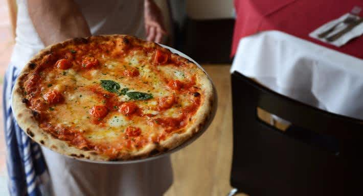 Pizza from Enzo's Pizzeria in Adelaide. Italian cuisine in Australia's favourite type of food. Source: Quandoo \[…\]