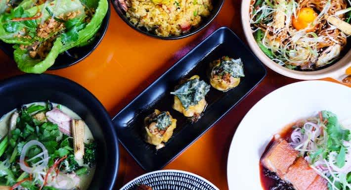 A spread of food from Gingerboy, located in the Melbourne CBD. Source: Quandoo \[…\]