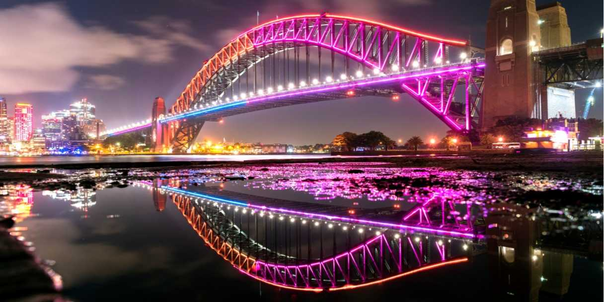 \[…\]  [Read More…](https://quisine.quandoo.com.au/guide/where-to-eat-vivid-sydney/attachment/vivid-sydney-2019/)
