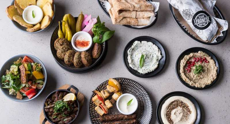 An authentic spread of Middle Eastern cuisine from Vegan Lebanese Street Food in Bondi. Source: Quandoo \[…\]