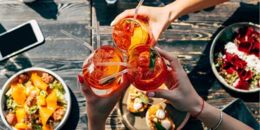\[…\]  [Read More…](https://quisine.quandoo.com.au/guide/best-aperol-spritz-in-sydney/attachment/aperol-spritz-sydney/)