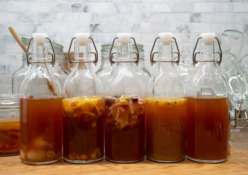 Kombucha is an old-age tradition that's now turned into a craze with many flavours. Source: Shutterstock \[…\]