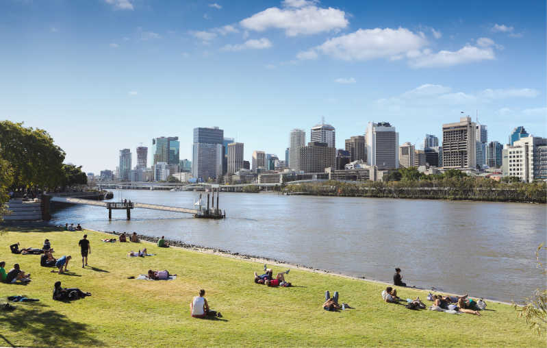 Ann Street is just a short stroll from the beautiful Brisbane River \[…\]