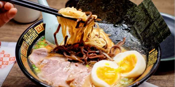 Ramen. Credit: Shutterstock \[…\]  [Read More…](https://quisine.quandoo.co.uk/guide/best-ramen-london/attachment/header-ramen/)