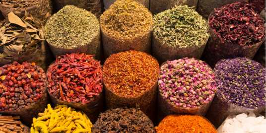 Typical African spices. Source: Shutterstock \[…\]  [Read More](https://quisine.quandoo.co.uk/guide/guide-to-african-cuisine-best-african-restaurants-london/attachment/african-header/)