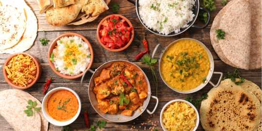 A spread of Indian food. Source: Shutterstock \[…\]  [Read More…](https://quisine.quandoo.co.uk/guide/10-best-indian-restaurants-glasgow/attachment/glasgow-indian-header/)