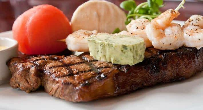 A steak dish with artisan butter from The Grill Room at the Square. Source: Quandoo \[…\]