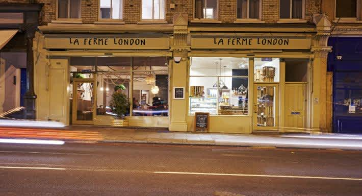 La Petite Ferme is a neighbourhood eatery in Clerkenwell. Source: Quandoo \[…\]  [Read M](https://quisine.quandoo.co.uk/guide/best-french-restaurant-london/attachment/la-petite-ferme/)