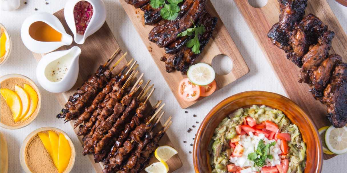 Filipino food. Source: Shutterstock \[…\]  [Read More…](https://quisine.quandoo.co.uk/trends/5-places-to-eat-filipino-food-in-london/attachment/filipino-header/)