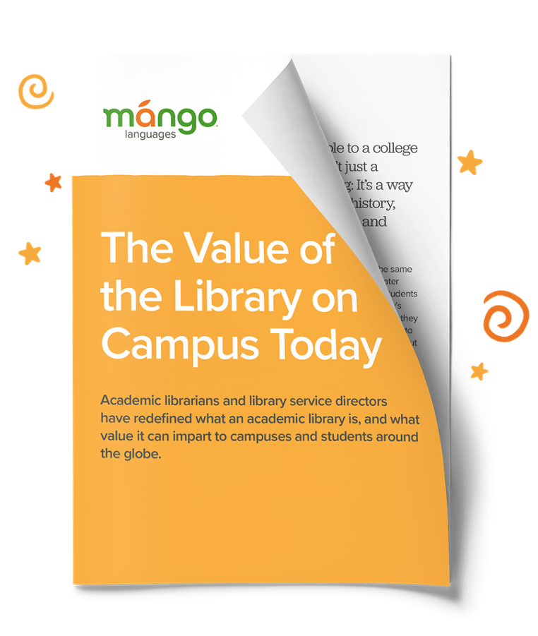 "Papers containing ""The Value of the Library on Campus Today""."