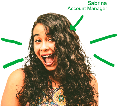 Sabrina Account Manager