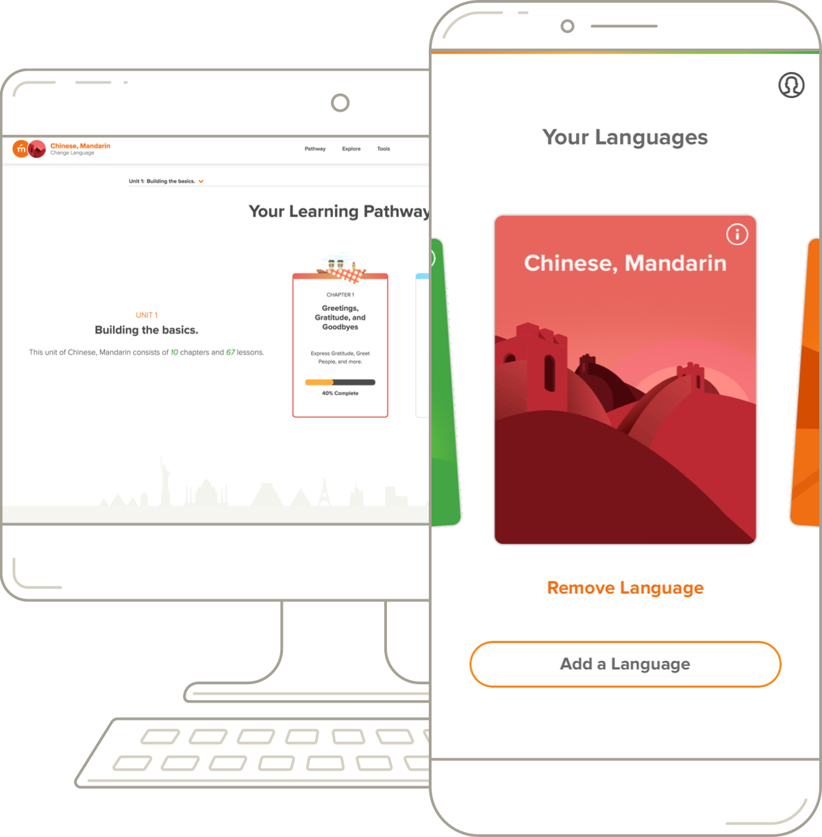 Learn chinese mandarin start speaking chinese with mango languages mango languages chinese mandarin course on desktop and mobile m4hsunfo