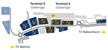 fisse med hår på hamborg lufthavn parkering priser