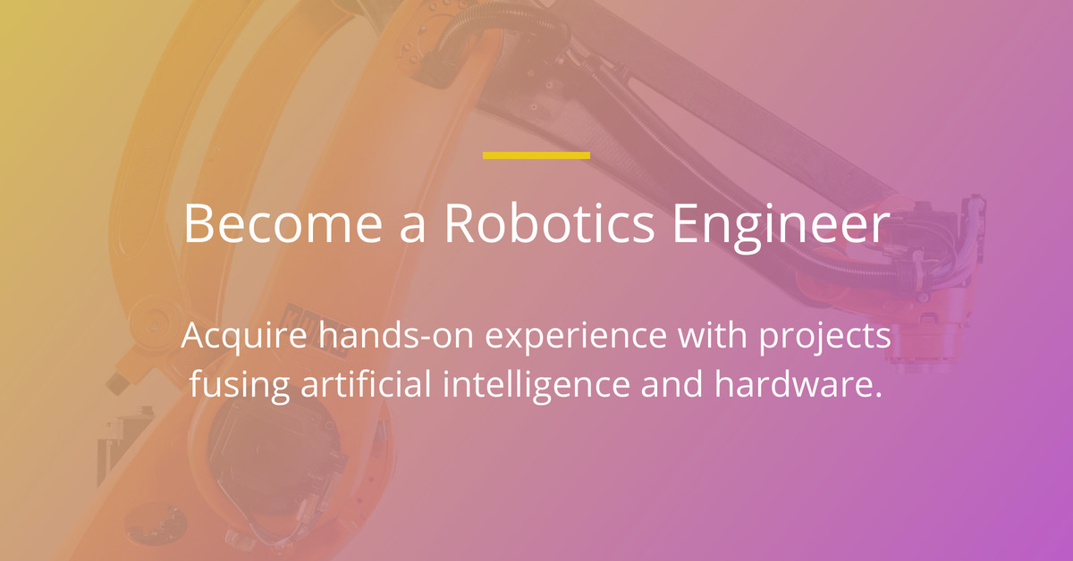 Robotics Software Engineer | Udacity