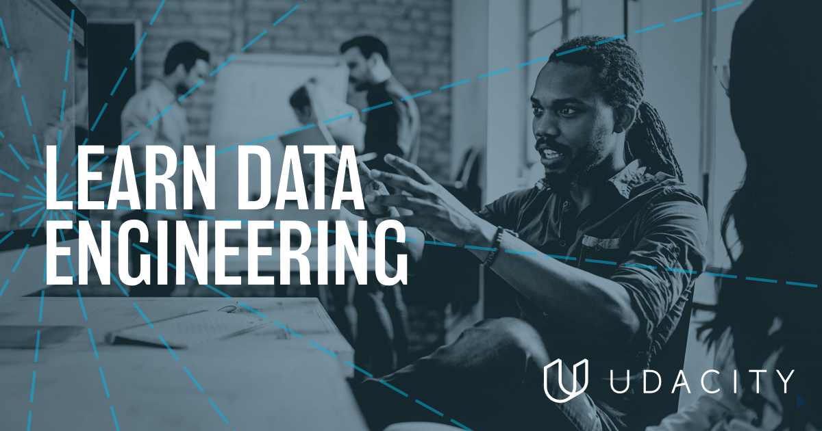 Become a Data Engineer | Udacity