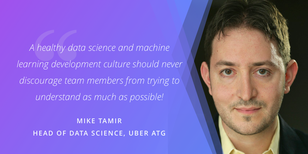 Uber ATG's Head of Data Science Shares Tips on How to Get Hired for