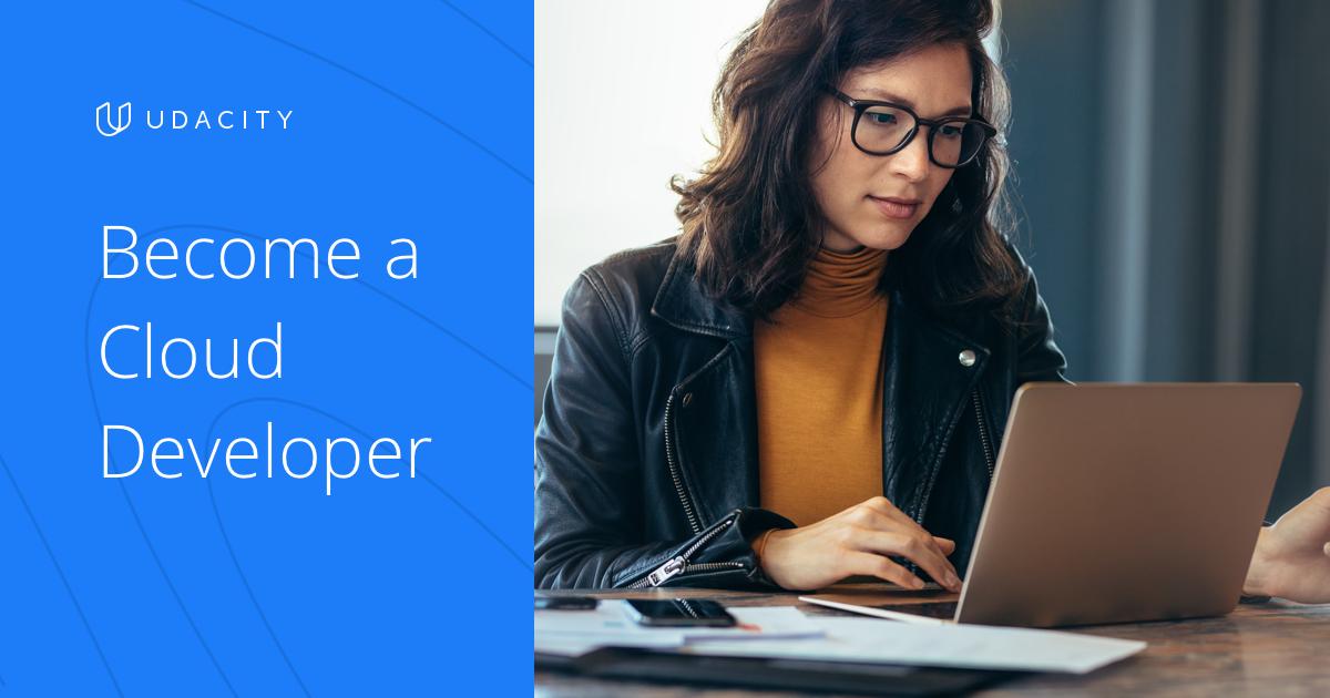 Become an AWS Cloud Developer | Udacity