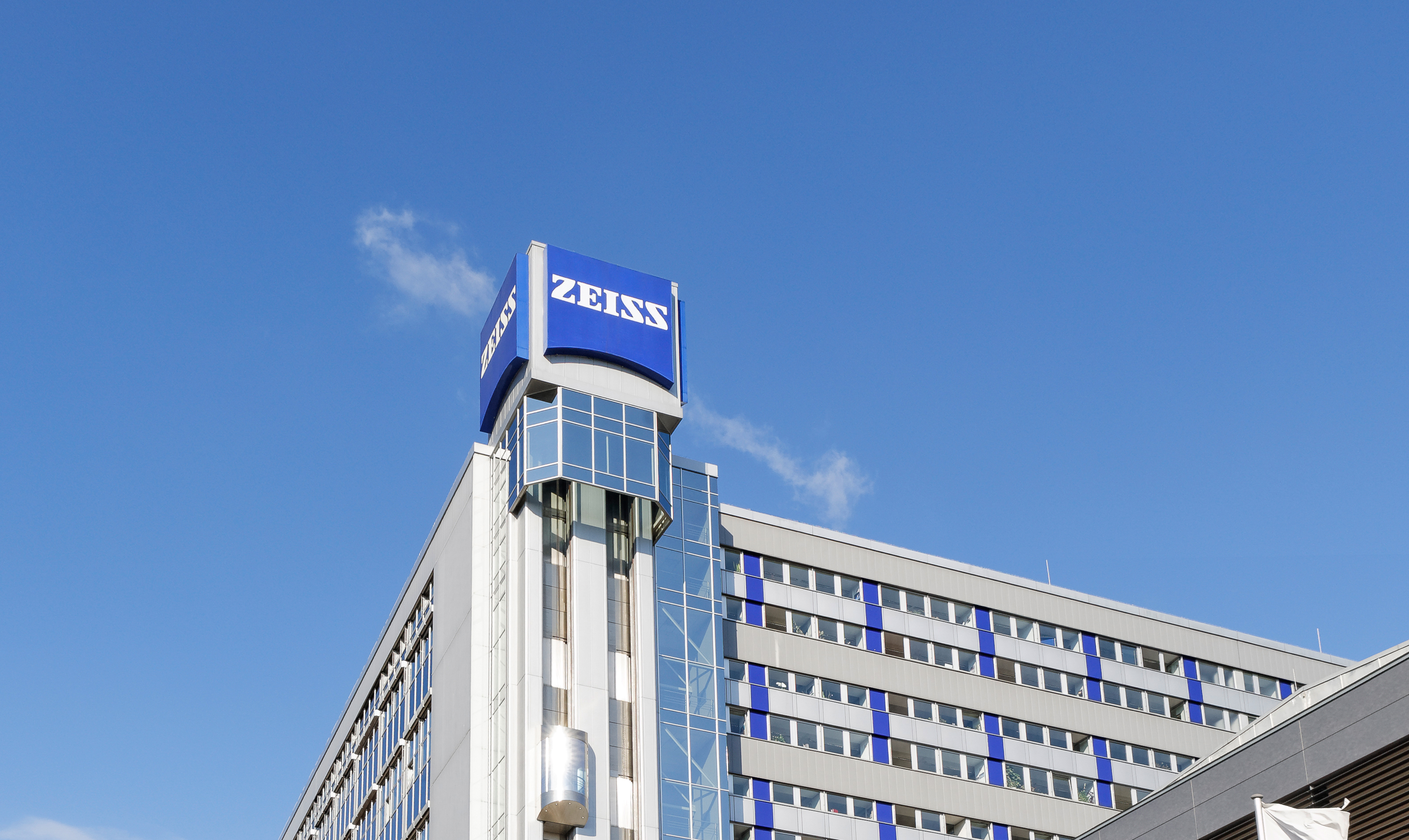 ZEISS headquarter Jena