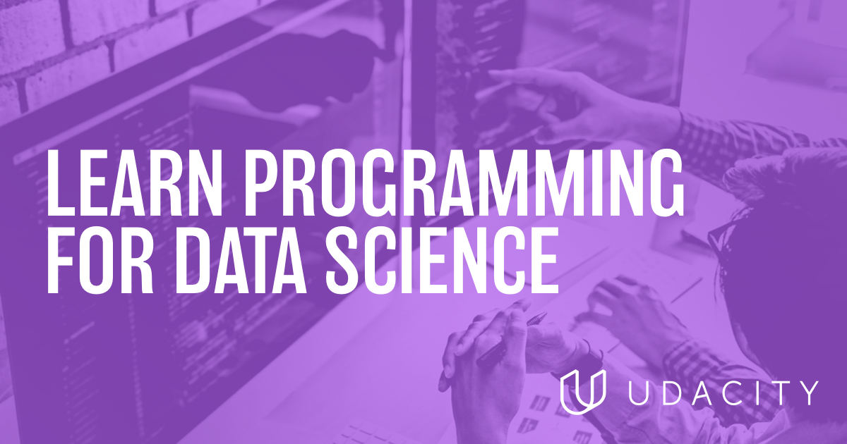Python for Data Science | Udacity