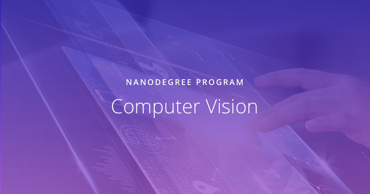 Computer Vision | Udacity