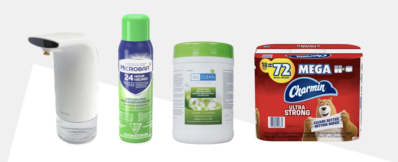 Cleaning Essentials