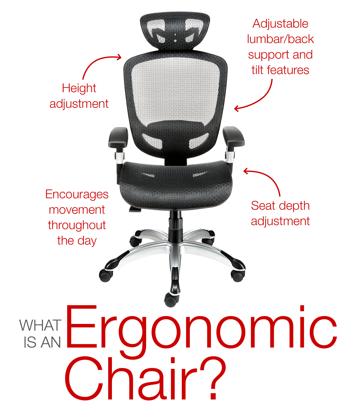 Choosing The Best Ergonomic Office Chairs Staples Ca