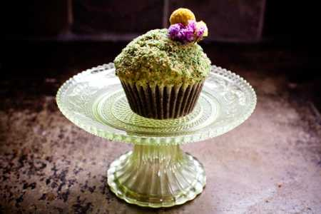 sparkle kitchen: fairy fort cupcakes