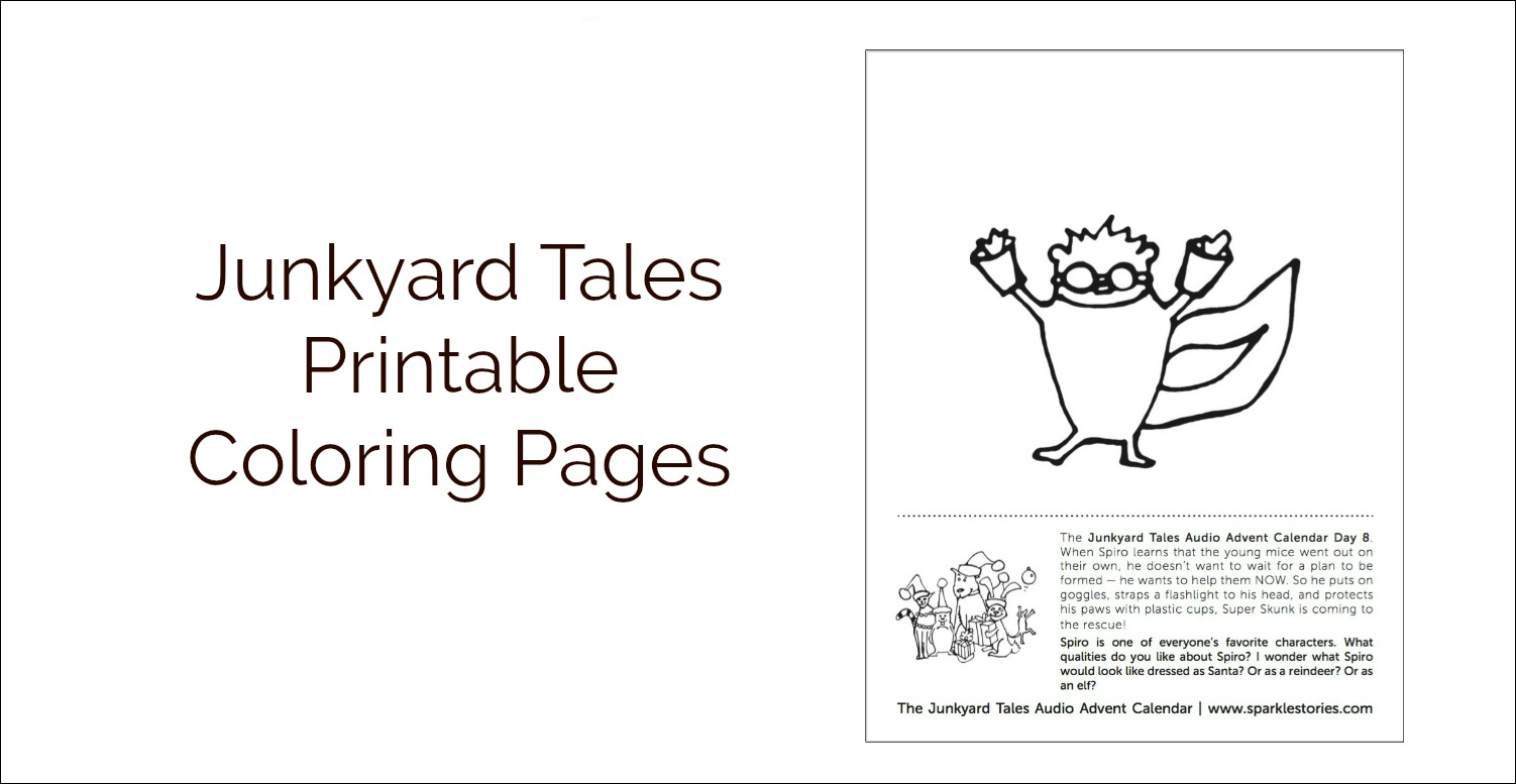 JYT Printable Coloring Pages banner