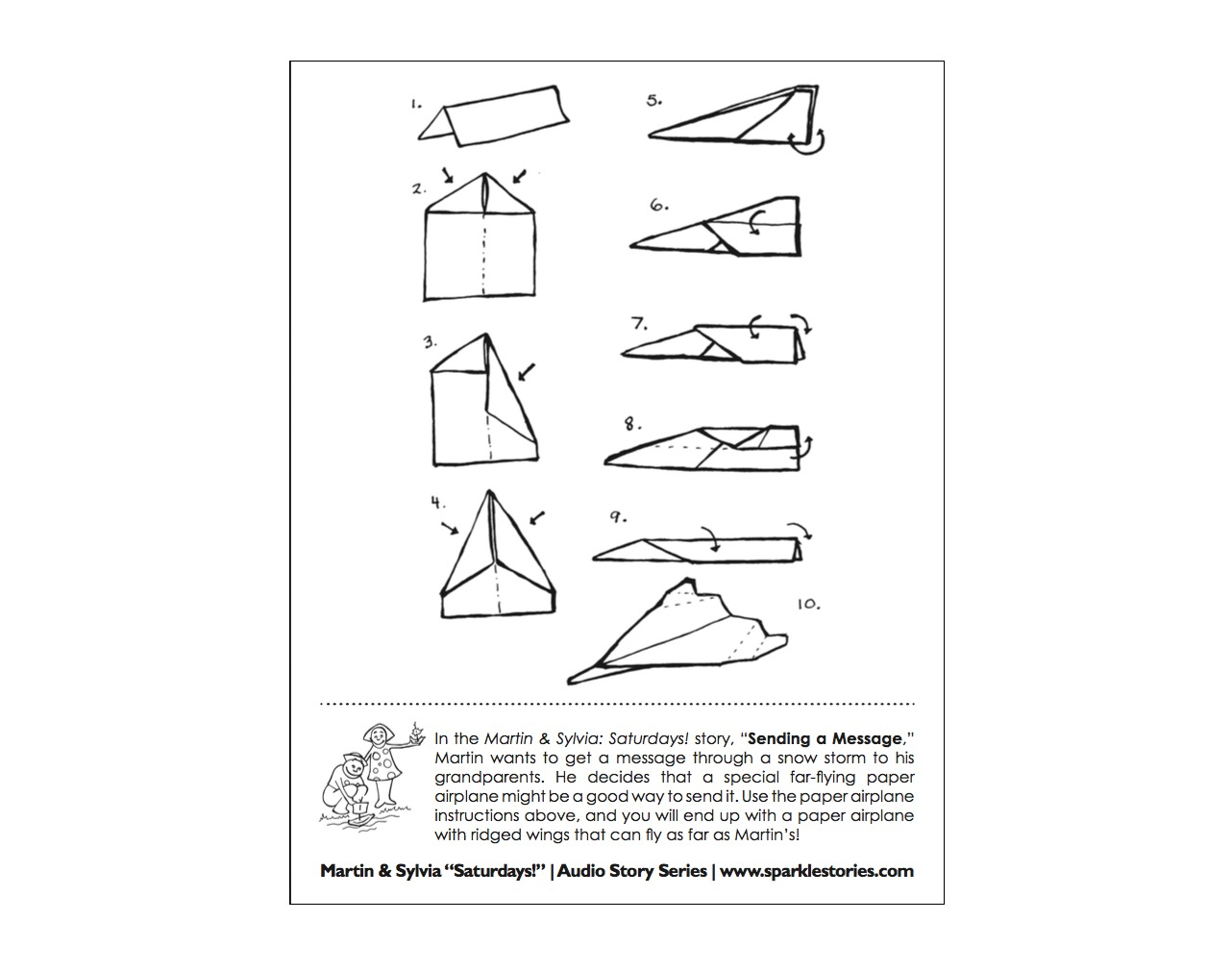 graphic relating to Printable Paper Airplane Designs called Martin Sylvias: Saays!: Printable Venture Web site