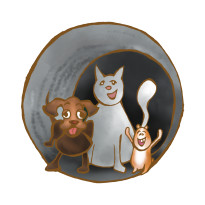 Libby & Dish: Dish's Inside-Outside Adventure
