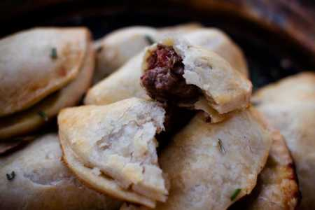 sparkle kitchen: shakespearean meat pies