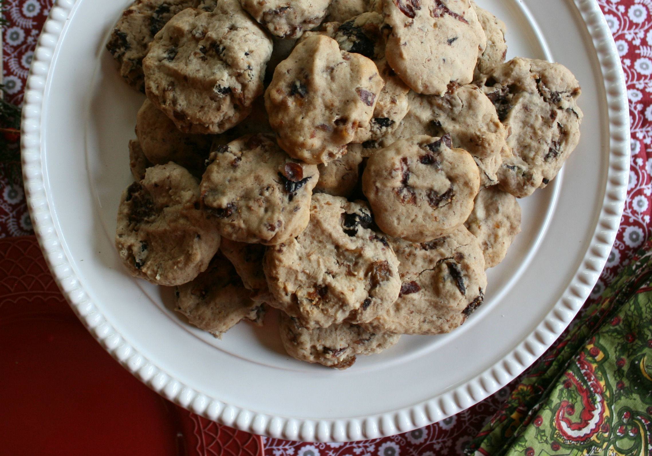 All the Things Fruitcake Cookies 2