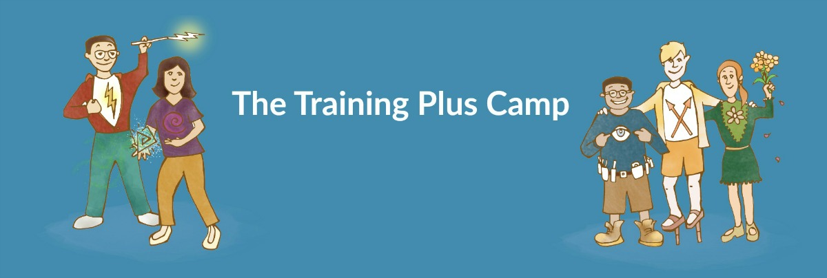 HTBS Camp - Training Plus Banner for Blog