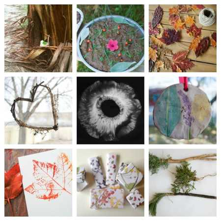 sparkle craft: the earth is amazing art round up