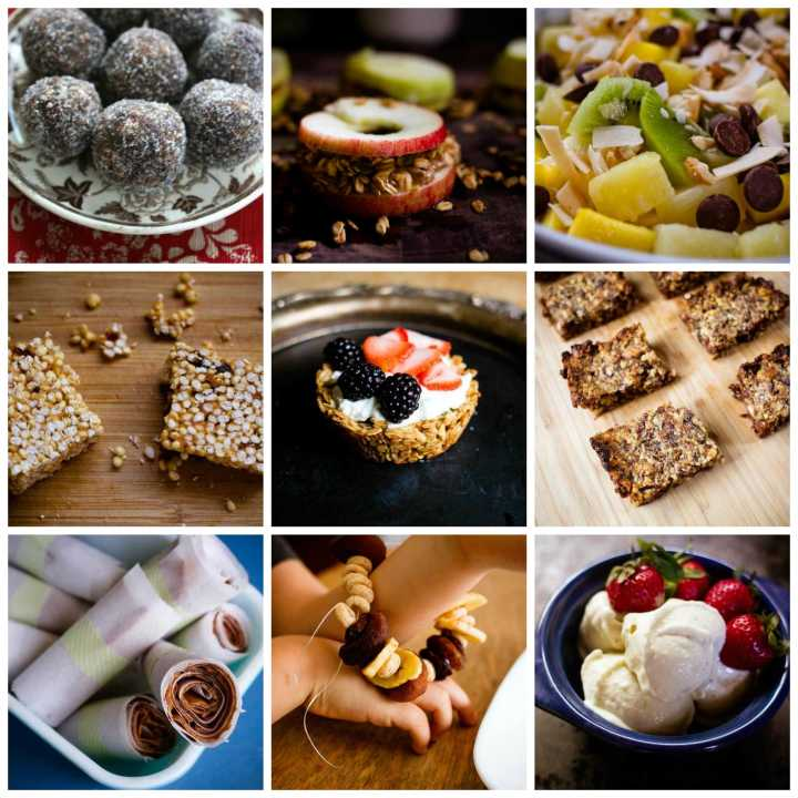 sparkle kitchen: nine naturally sweet treats