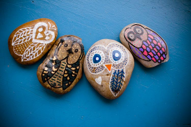 peace owl amulets 7 | www.sparklestories.com| by thistle by thimble