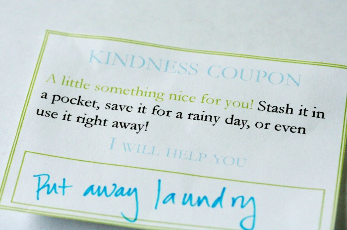 kindness coupon 2