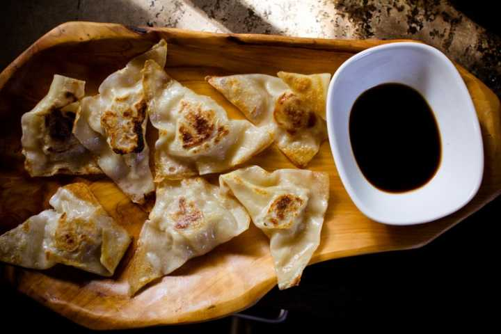sparkle kitchen: gyoza
