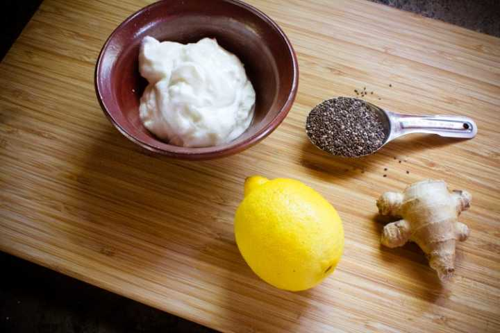 lemon ginger chia muffins 1 |www.sparklestories.com| the willowbee tree