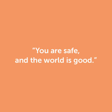 You Are Safe and the World Is Good: Four Free Stories