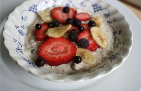 sparkle kitchen: muesli (easiest breakfast ever)