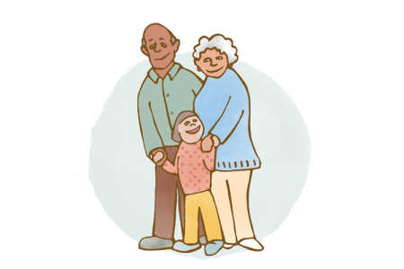 "New Collection! ""Loving Our Grands: Stories for Appreciation and Understanding of our Elders"""