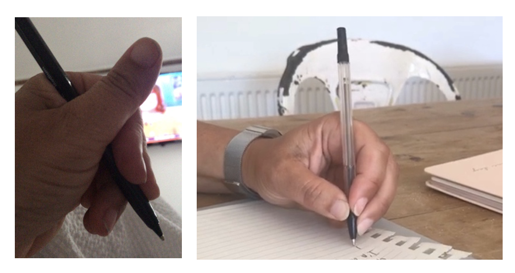 Pen Hold Before & After 3