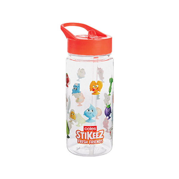 Stikeez Drink Bottle