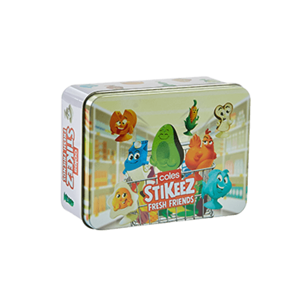 Stikeez Collector's Tin