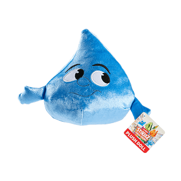 Stikeez Plush Toy - Wendy Water
