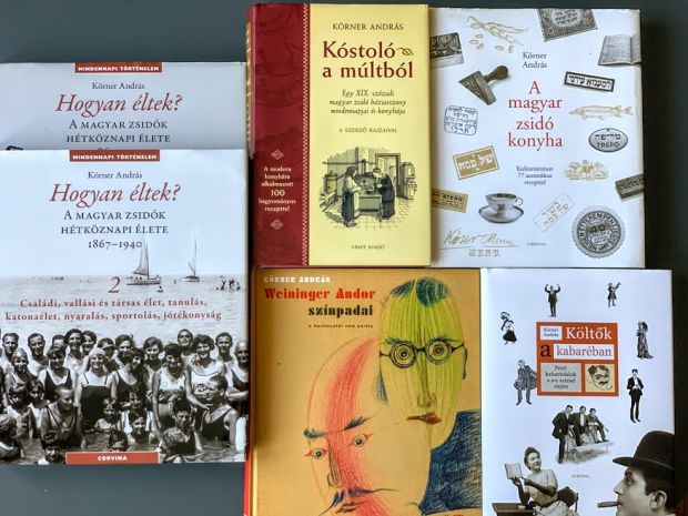 andras koerner all books